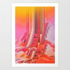 DUSTED (12.08.15) Art Print