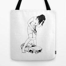 Growth and Gain Tote Bag