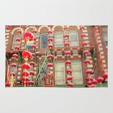 Chinatown III (San Francisco) Rug