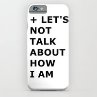 Let's not  iPhone 6 Slim Case