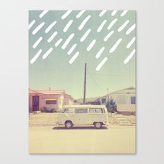 Volkswagen, New Mexico Canvas Print