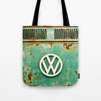 VW Retro Tote Bag
