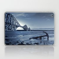 The Forth Rail Bridge Scotland Laptop & iPad Skin