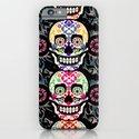 Happy calaveras iPhone & iPod Case