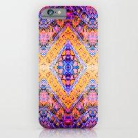 Marrakech Yellow iPhone 6 Slim Case