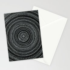 Lines invert. Stationery Cards
