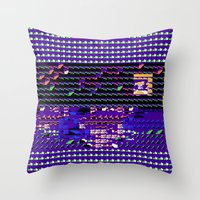 > NES V2 Throw Pillow