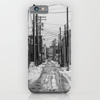 Winter Alley iPhone 6 Slim Case