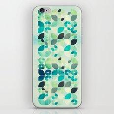Wintery iPhone & iPod Skin