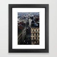 Vienna 01 Framed Art Print