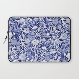 Laptop Sleeve - Nonchalant Indigo - Jacqueline Maldonado