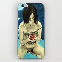 Holding on to what is lost iPhone & iPod Skin