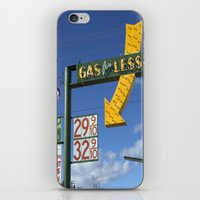 Gas For Less iPhone & iPod Skin