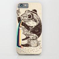 Strange Frog iPhone 6 Slim Case