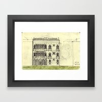 Ca' D'oro - Venice Framed Art Print