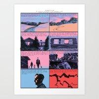 Carl Skomager 1 Art Print