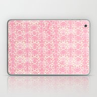 Laptop & iPad Skin featuring Vintage Wallpaper by SimpleChic