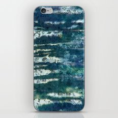 Patterned Crystals iPhone & iPod Skin