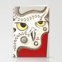 Five Stationery Cards