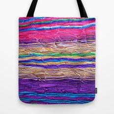 Retro Pattern Tote Bag