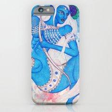 Sagittarius, The Lucky Traveler: Nov 22 - Dec 21 / Original Gouache On Paper iPhone 6 Slim Case
