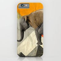 iPhone & iPod Case featuring Balance of the pyramids by vin zzep