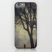 Rorschach-Tree iPhone 6 Slim Case