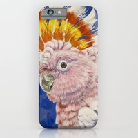 Major Mitchell's Cockatoo iPhone 6 Slim Case