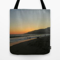LA Sunset Tote Bag