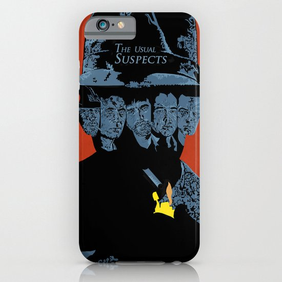 The Usual suspects iPhone & iPod Case
