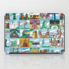 Barcelona anno 1 iPad Case