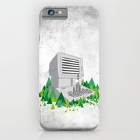 Keyboard City iPhone 6 Slim Case