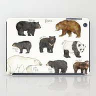 Bears iPad Case