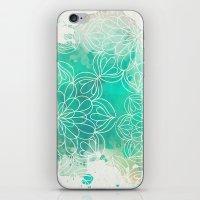Mandala Inked  iPhone & iPod Skin