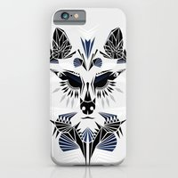 Abstract Wolf iPhone 6 Slim Case