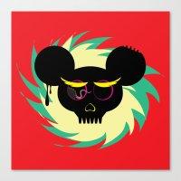rat poison Canvas Print