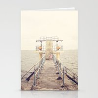 Diving Board Stationery Cards