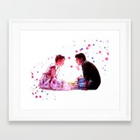It Already Came True Framed Art Print