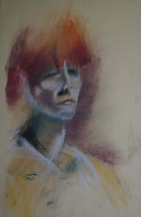 Klooster Series: Female Nude #207 Art Print