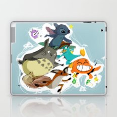 Rise of the Sidekicks Laptop & iPad Skin