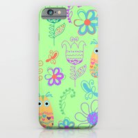 owls iPhone & iPod Cases featuring Owls by luizavictorya72