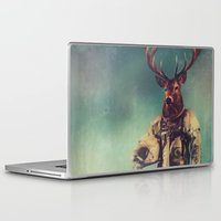 panda Laptop & iPad Skins featuring Without Words by rubbishmonkey