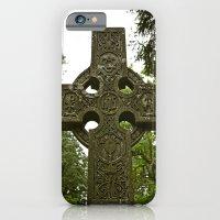Celtic cross iPhone 6 Slim Case