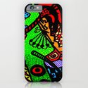 Lizard Princess iPhone & iPod Case