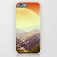 iPhone & iPod Case featuring Highland Sunset  by Dragos Dumitrascu