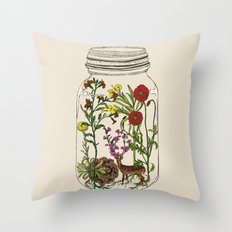 The Way You Remember Me Throw Pillow