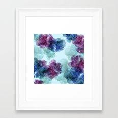 Mixed berries  Framed Art Print