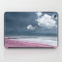 LONELY BEACH iPad Case