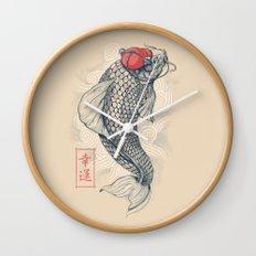 Americanized Wall Clock