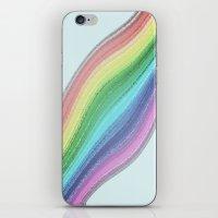 Rainbow Design  iPhone & iPod Skin